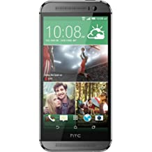 HTC One M8 Factory Unlocked US Warranty, 16 GB Gunmetal Grey