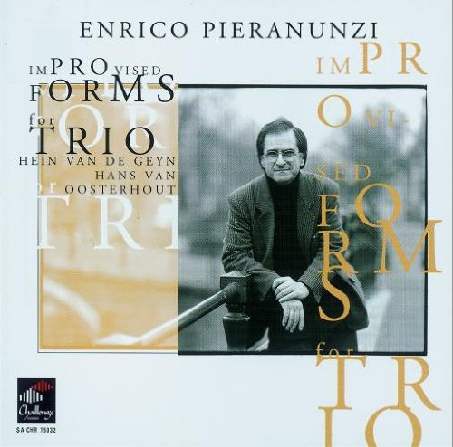 Improvised Forms of Trio (Improvised Music)