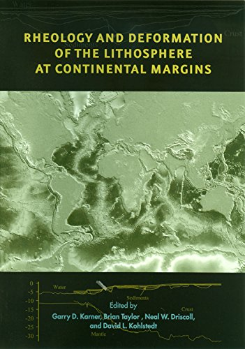 rheology-and-deformation-of-the-lithosphere-at-continental-margins-margins-theoretical-and-experimen