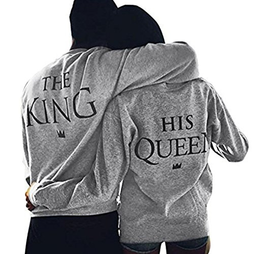 18b99f6bd6 We Analyzed 931 Reviews To Find THE BEST Sweatshirt Queen And King