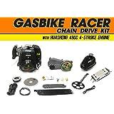 GasBike Racer Chain Drive Kit with HuaSheng 49cc 4-Stroke Engine