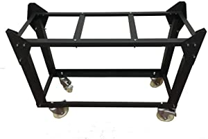 Vegepod Small Trolley Stand with Wheels, Raises Small to Waist Height 39.4in (1m)…