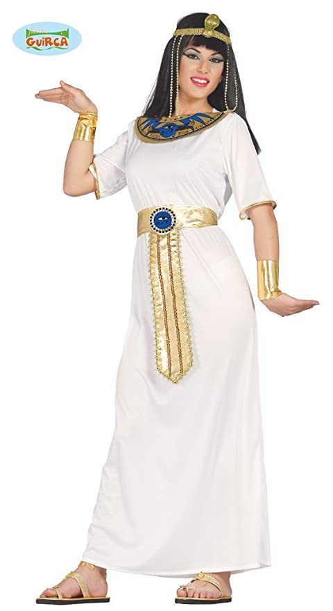 Costume Cleopatra - Egiziana - Taglia unica da adulta  Amazon.it ... 323c5612135