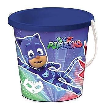 Amazon.com: Mondo Spa – PJ Masks vacía cubo pijamas 28421 ...