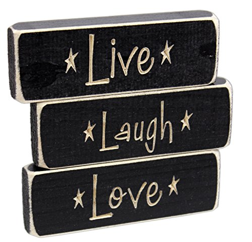 "Heartwood Hollow Set of 3 5"" x 1.5"" Inspirational Engraved for sale  Delivered anywhere in USA"