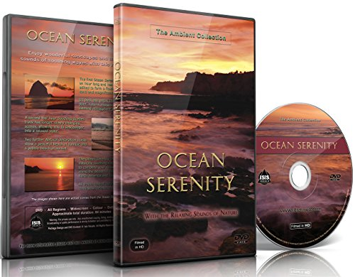 Relaxing DVD Serenity Sunsets Beaches product image