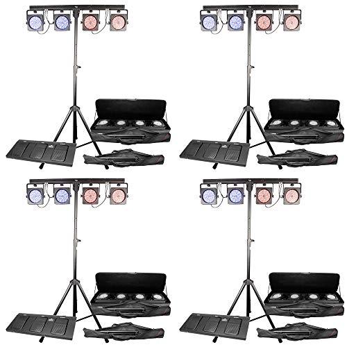 Chauvet 4Bar Led Wash Light System in US - 9