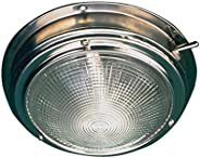 Sea Dog 400200-1 Stainless Steel Dome Light with 5-Inch Lens