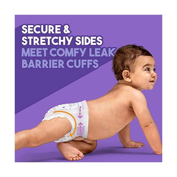 Luvs Ultra Leakguards Disposable Baby Diapers 3