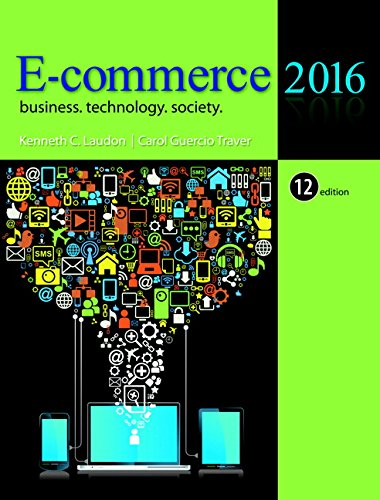 E Commerce 2016:Business.Tech.Society.