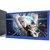13.3 inch 10 Point Capacitive Touch Screen 19201080 IPS 1080P Game Display HDMI DP VGA Switch XBOX PS4 Monitor Tyep C Speaker