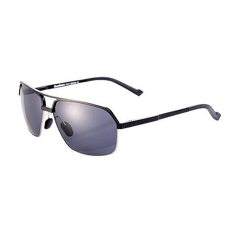 ZX Magnesio De Aluminio Manejar Gafas De Sol Hombres Luz Polarizada Caja Banda La Licenciatura Número