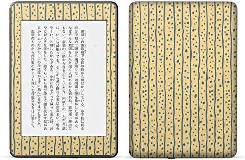 igsticker kindle paperwhite 第4世代 専用スキンシール キンドル ペーパーホワイト タブレット 電子書籍 裏表2枚セット カバー 保護 フィルム ステッカー 050673