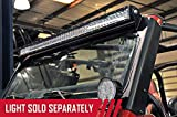 Rough Country LED Light Mounts Compatible w/ 1997-2006 Jeep Wrangler TJ Lights Not Included