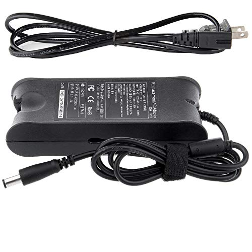 yan 90W Power Supply for Dell Inspiron 1525 600m 11z Laptop Battery Charger Adapter