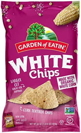 Tortilla & Corn Chips: Garden of Eatin' White Chips