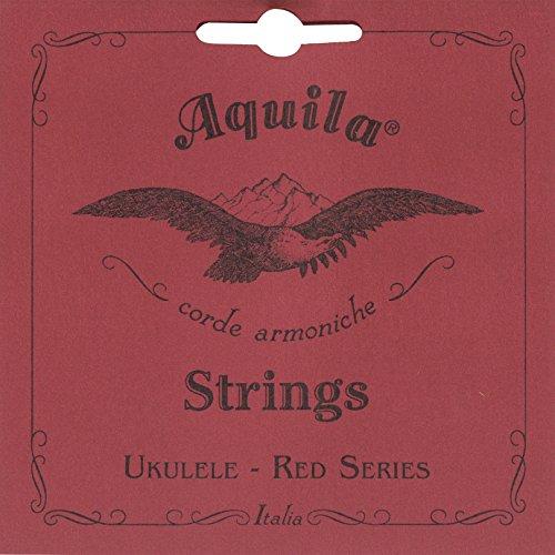 Amazon Aquila 72u Red Series Ukulele Tenor Low G Tuning G4