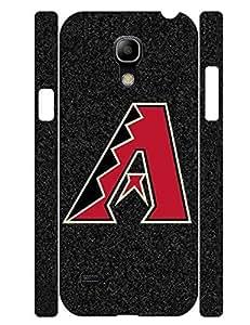 Artistical Theme Smart Phone Case Extraordinary Logo Baseball Team Designed Hard Plastic Case Cover for Samsung Galaxy S4 Mini I9195 (XBQ-0243T)