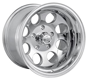 "Ion Alloy 171 Polished Wheel (20x9""/6x139.7mm)"