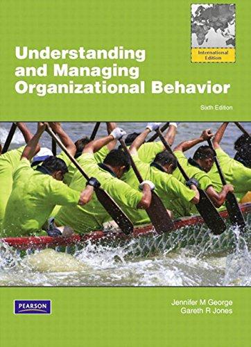 Amazon understanding and managing organizational behavior understanding and managing organizational behavior global edition by george jennifer m jones fandeluxe Images