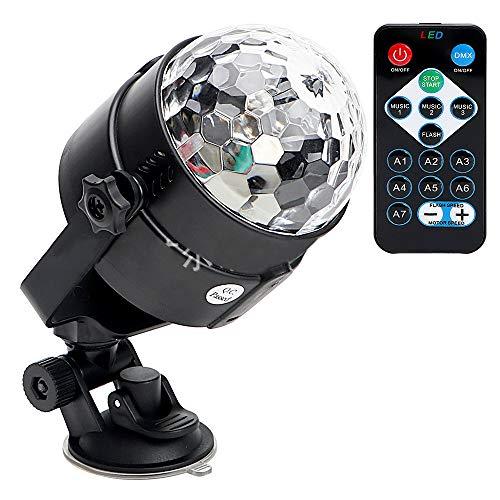 Rgb Crystal Flash Led Light Bulb
