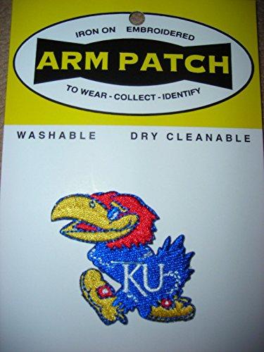 Kansas Jayhawk Patch - 2