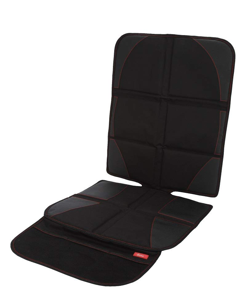 Diono Ultra Mat Full-Size Seat Protector, Black