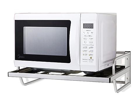 Amazon.com: Estantería de cocina de una sola capa más gruesa ...