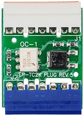 Zodiac R0366900 115-230 VAC Conversion Plug Replacement for Zodiac Jandy Lite2LJ Pool and Spa Heater