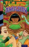 img - for Oxford Reading Tree TreeTops Graphic Novels: Level 15: Riches Of The Amazon by Christopher Sweeney (2014-01-09) book / textbook / text book