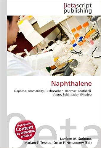 Naphthalene: Naphtha, Aromaticity, Hydrocarbon, Benzene