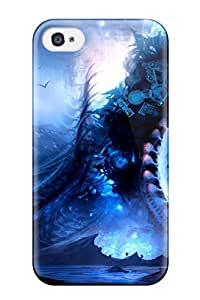Hot Premium Case With Scratch-resistant/ Creature Of The Oasis Case Cover For Iphone 4/4s 6510707K32156095