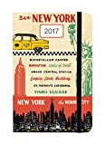 Cavallini 2017  New York Weekly Planner