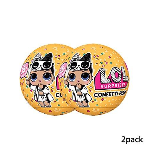 LOLConfetti Pop- Series 3 - 2 PACK