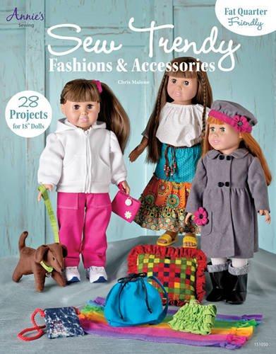 Wonderful Doll Fashion - Sew Trendy Fashions & Accessories