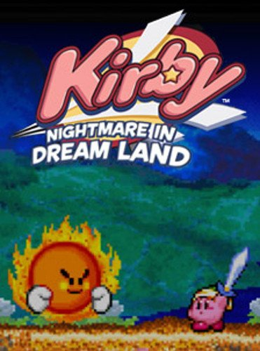 Kirby:  Nightmare in Dream Land - Wii U [Digital Code]