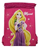 Cheap Hot Pink Rapunzel Drawstring Bag – Kids Drawstring Backpack