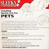 2 Set of Feeding Bottle Set for Pets, Hand