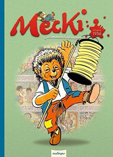 Mecki: Gesammelte Abenteuer - Jahrgang 1956 (Kulthelden)