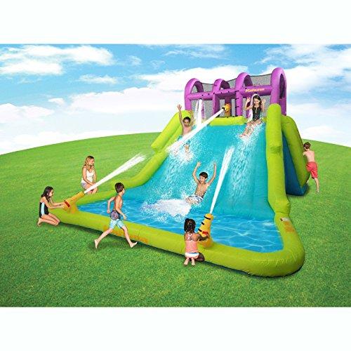 Mega Slide - Kahuna Mega Blast Water Park