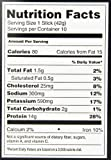 Ostrim High Protein Snack, Beef & Ostrich, Natural Flavor, 1.5 Ounce - 10 Count