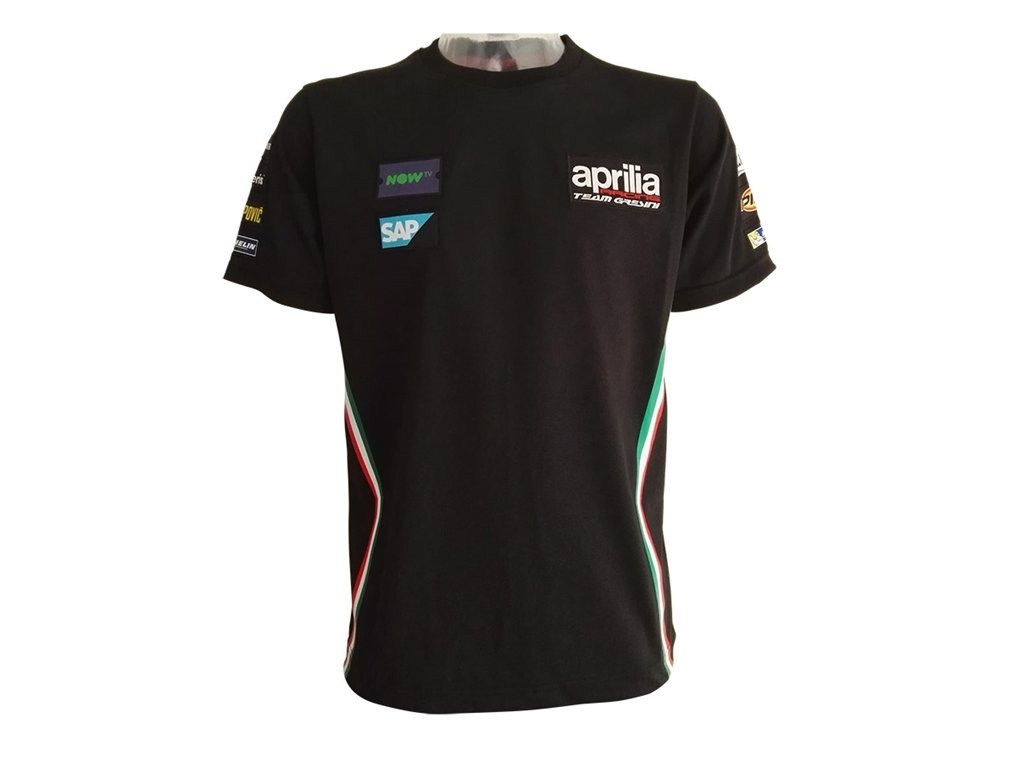 T-SHIRT Man APRILIA RACING TEAM MOTO GP 2017 TAGLIA XXL