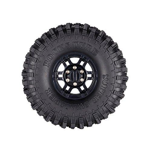 Buy wearing all terrain tires
