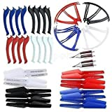 Set of 52 Quadcopter Set RC Motor Propeller for Syma X5S X5SC X5SW Accessory