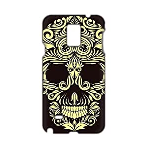 Angl 3D Cool Skull Phone For HTC One M9 Case Cover