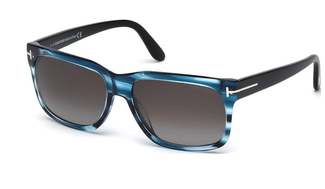 Tom Ford Sunglasses TF376 90B 58mm