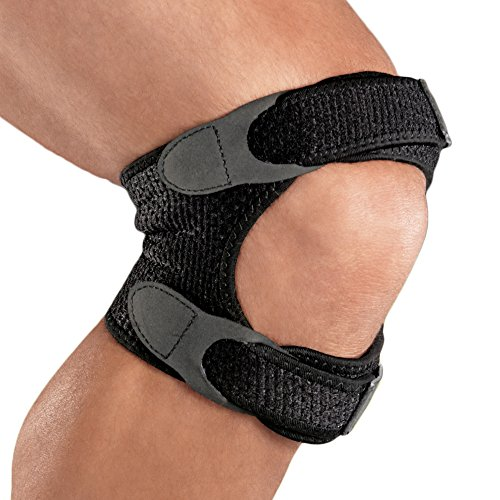 ACE Brand Dual Knee Strap, America's Most Trusted Brand of Braces and Supports, Money Back Satisfaction -