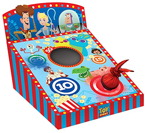 Disney Pixar Toy Story 4 Carnival Chalk Activity Games]()