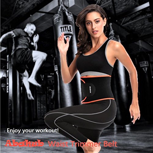 56a9d2bf3c Click to enlarge. HomeWeight Loss ABAHUB Waist Trimmer Belt for Women ...
