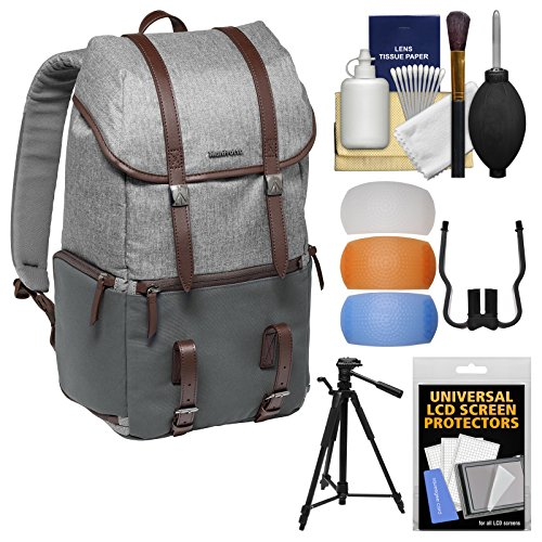 Manfrotto Lifestyle Windsor Digital SLR Camera Backpack with
